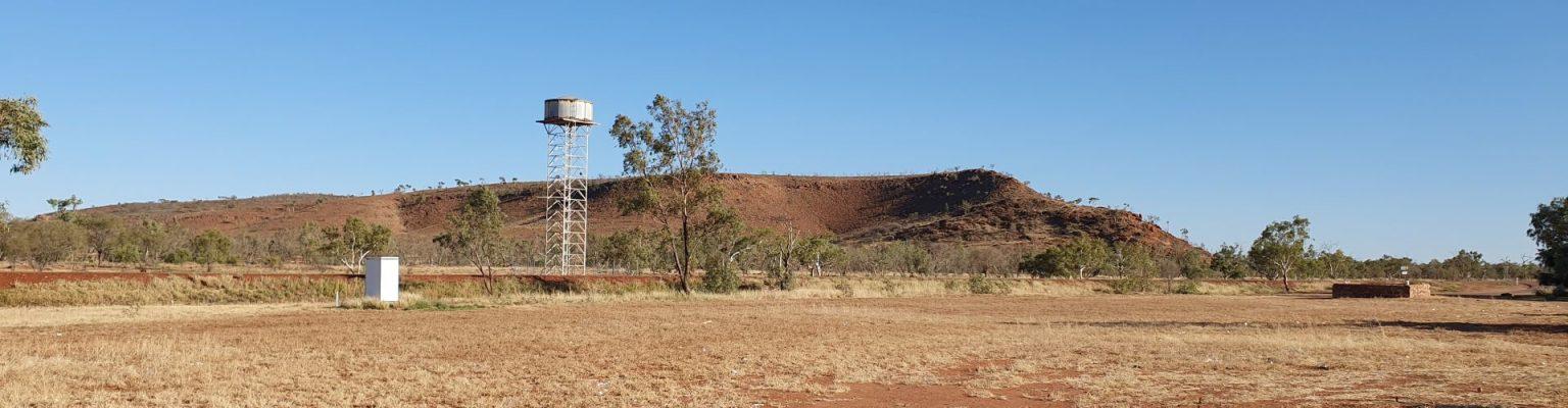 Barrow Creek Landscape