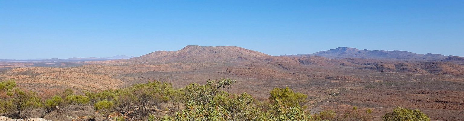 Mount Sonder Lookout