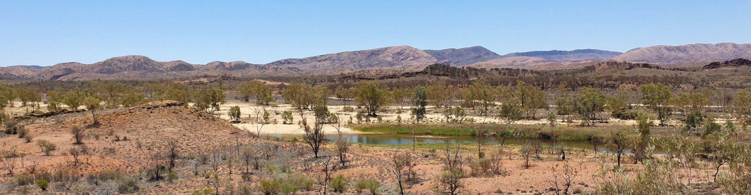 Finke River Camping Area