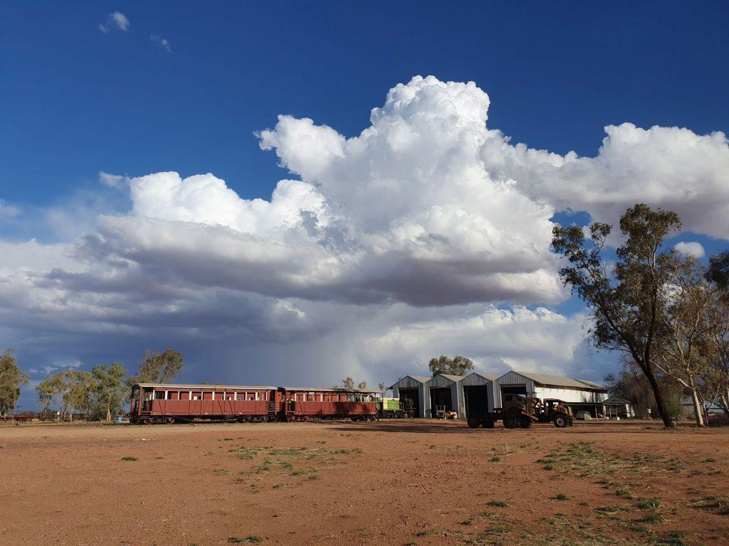 Transport Museum Camp