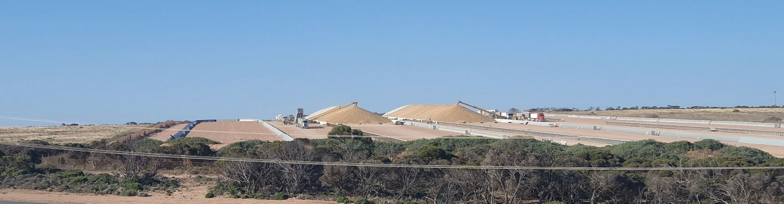 Viterra Wheat Handling