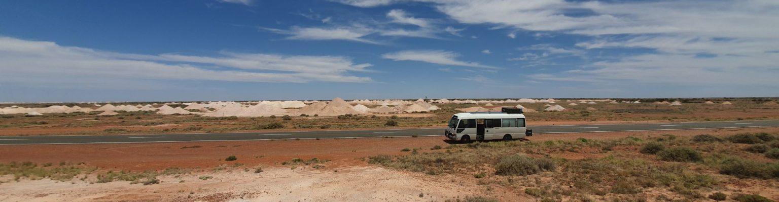 Bus & Mullock Heaps