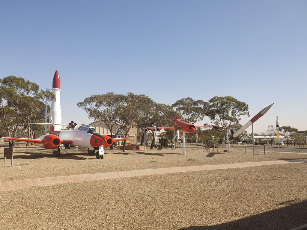 Woomera Playground