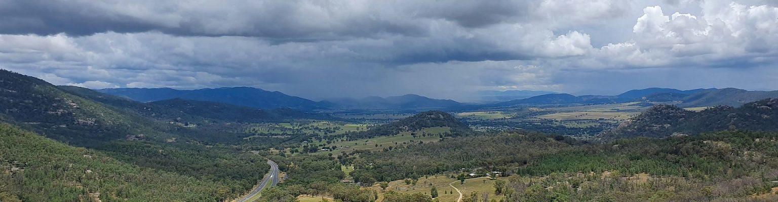 Moombi Range Lookout